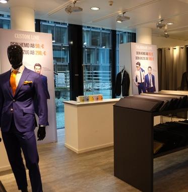 Shop in Frankfurt